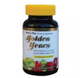 NATURES PLUS GOLDEN YEARS 90COMP
