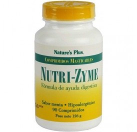 NATURES PLUS NUTRIZYME MASTICABLE 90COMP