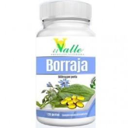 EL VALLE ACEITE DE BORRAJA 120PERLAS