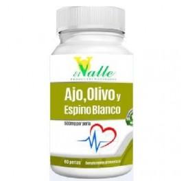 EL VALLE AJO OLIVO ESPINO BLANCO 60CAP