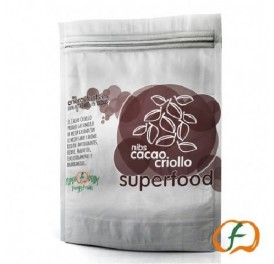 ENERGY FRUITS CACAO CRIOLLO NIBS ECO DOYPACK 150GR