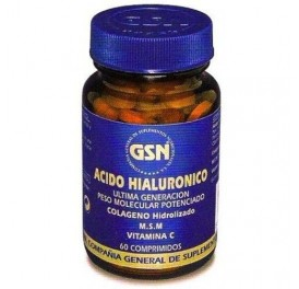 GSN ACIDO HIALURONICO 60COMP