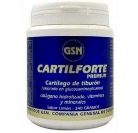 GSN CARTILFORTE COMPLEX POLVO LIMON 340GR