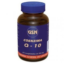 GSN COENZIMA Q10 50MG 60CAP