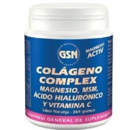 GSN COLAGENO COMPLEX 364GR SABOR NARANJA