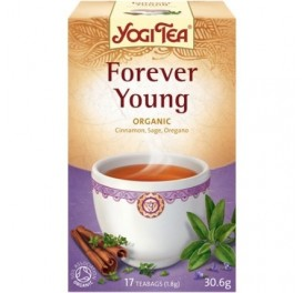 YOGI TEA FOREVER YOUNG BIO 17F GOLDEN TEMPLE