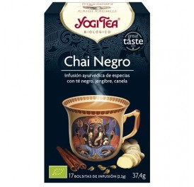 YOGI TEA BLACK CHAI BIO17F GOLDEN TEMPLE