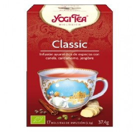 YOGI TEA CLASSIC BIO 17F BIO GOLDEN TEMPLE