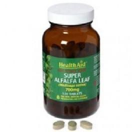 HEALTH AID ALFALFA LEAF 120COMP