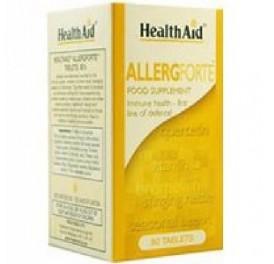 HEALTH AID ALLERGFORTE 60COMP