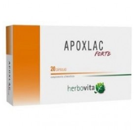 HERBOVITA APOXLAC FORTE 20CAP