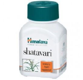 HIMALAYA PURE HERBS SHATAVARI 60CAP