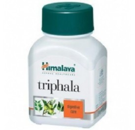 HIMALAYA PURE HERBS TRIPHALA 60CAP