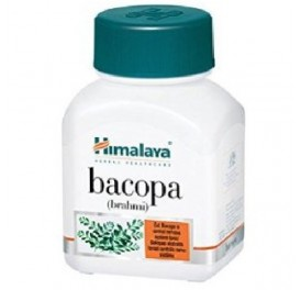 HIMALAYA PURE HERBS BACOPA 60CAP