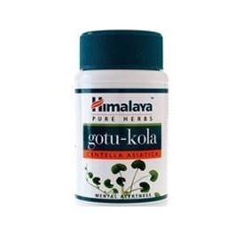 HIMALAYA PURE HERBS GOTU KOLA 60CAP