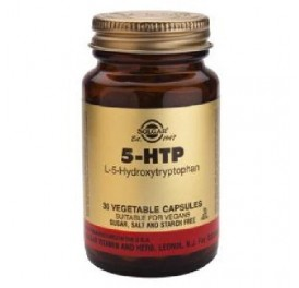 SOLGAR 5-HTP HIDROXITRIPTOFANO 30C