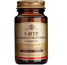 SOLGAR 5-HTP HIDROXITRIPTOFANO 90CAP