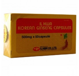 TONGIL IL HWA KOREAN GINSENG 50CAP