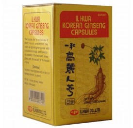 TONGIL IL HWA KOREAN GINSENG 500MG TARRO 100CAP