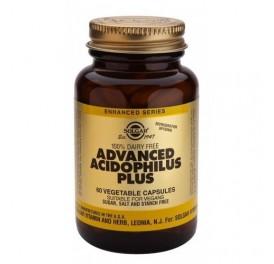 SOLGAR ACIDOPHILUS PLUS AVANZADO 60CAP