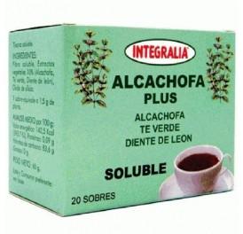 INTEGRALIA ALCACHOFA PLUS 20 SOBRES