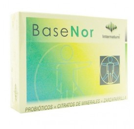 INTERNATURE BASENOR 60CAP