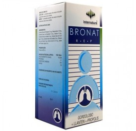 INTERNATURE BRONAT JARABE 250ML