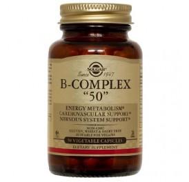 B COMPLEX 50 50 50CAP