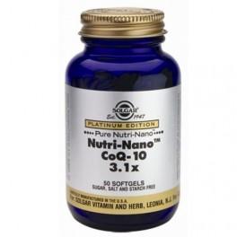 SOLGAR NUTRI NANO COENZIMA Q10 50CAP