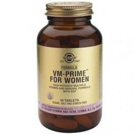 SOLGAR FORMULA VM PRIME WOMEN 90COMP