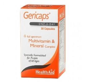 HEALTH AID GERICAPS 30CAP