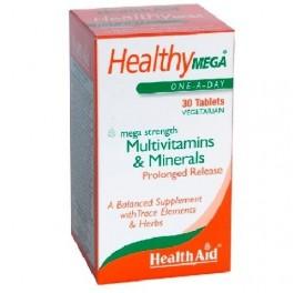 HEALTH AID HEALTHY MEGA 60COMP