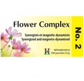 HOLISTICA FLOWER COMPLEX Nº 2 INDECISION 100GRANULOS