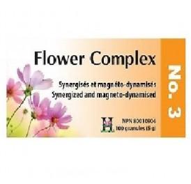HOLISTICA FLOWER COMPLEX Nº 3 HIPERSENSIBILIDAD 100GRANULOS