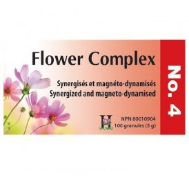 HOLISTICA FLOWER COMPLEX Nº 4 DESMOTIVACION 100GRANULOS