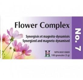 HOLISTICA FLOWER COMPLEX Nº 7 SOLEDAD 100GRANULOS