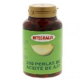 INTEGRALIA ACEITE DE AJO 200PERLAS