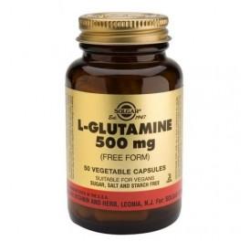 SOLGAR L-GLUTAMINA 500MG 50CAP