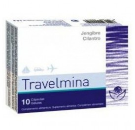 BIOSERUM TRAVELMINA 10CAP