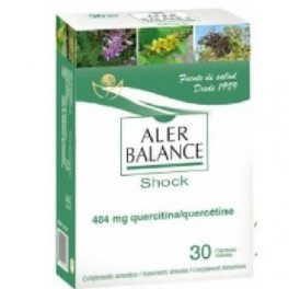 BIOSERUM ALER BALANCE SHOCK 30CAP