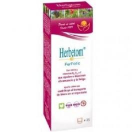 BIOSERUM HERBETOM 3 FF HIERRO 250ML