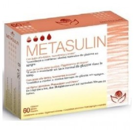 BIOSERUM METASULIN 60CAP