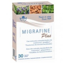 BIOSERUM MIGRAFINE 30CAP