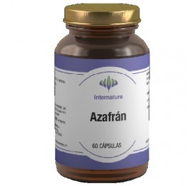 INTERNATURE AZAFRÁN 60CAP