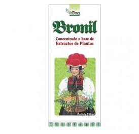 KILUVA BRONIL ALEMAN JARABE 250ML