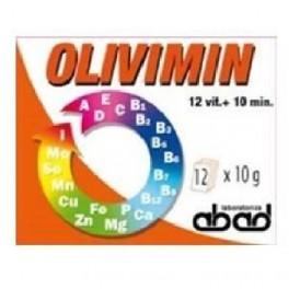 KILUVA OLIVIMIN VIT+MINERALES 12 SOBRES
