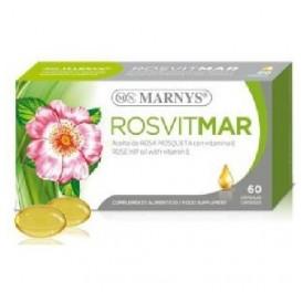 MARNYS ACEITE ROSA MOSQUETA ROSVITMAR 60PERLAS
