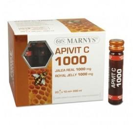 MARNYS APIVIT C 1000MG 20AMP