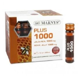 MARNYS JALEA REAL PLUS 1000MG 20AMP