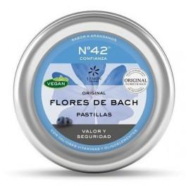 LEMON PHARMA FLORES DE BACH PASTILLAS AUTOCONFIANZA Nº 42